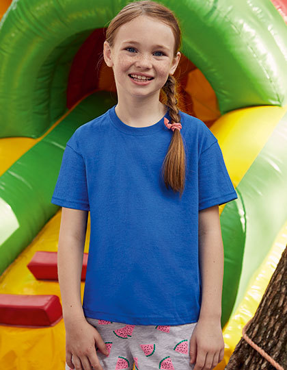 T-shirts - FRUIT of the LOOM - Valueweight T Kids