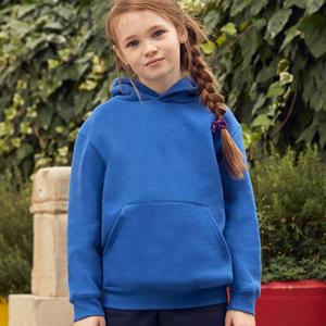 Sweater - FRUIT of the LOOM - Premium Hooded Sweat Kids