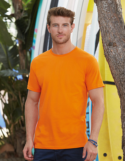 T-shirts - FRUIT of the LOOM - Men´s Sofspun® T